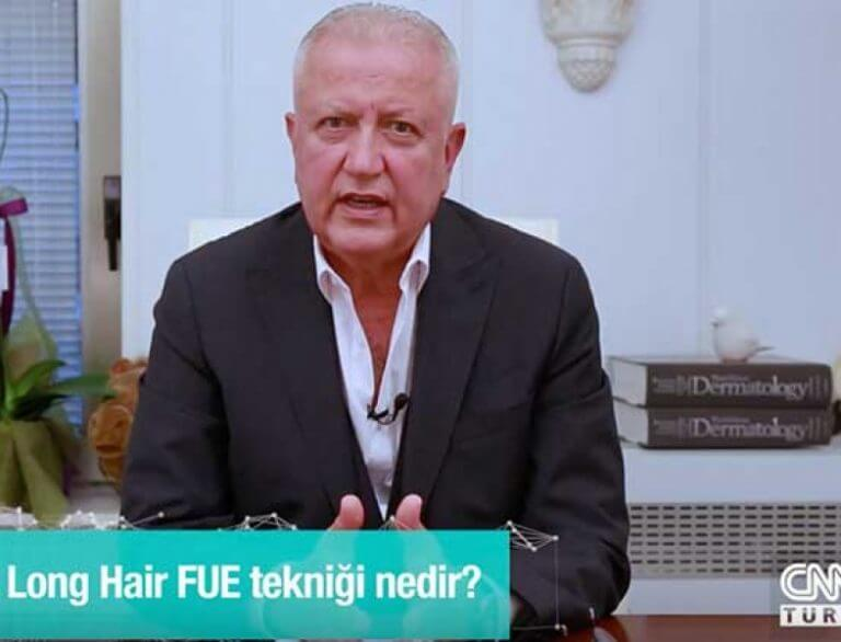Long Hair FUE tekniği nedir?